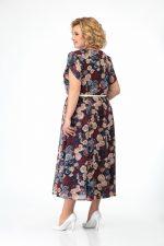 282 платье спина