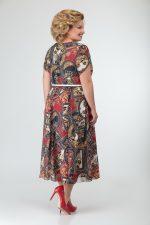 286 платье спинка