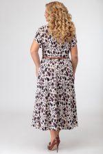 338 спинка платье