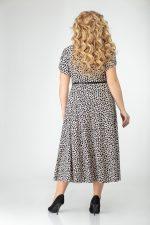 350 платье спинка