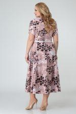 362 платье спинка