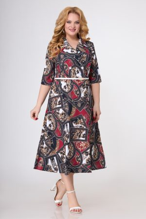 375 платье перед