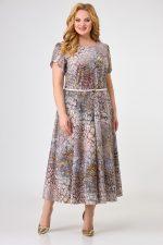 383 платье перед