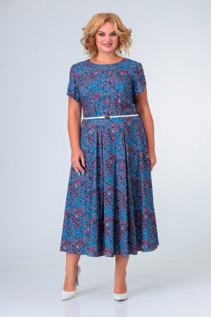 385 платье перед