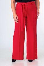 392 брюки красные перед