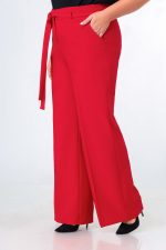 392 брюки красные сбоку
