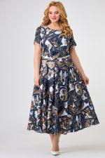 395 платье перед
