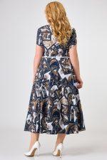 395 платье спинка